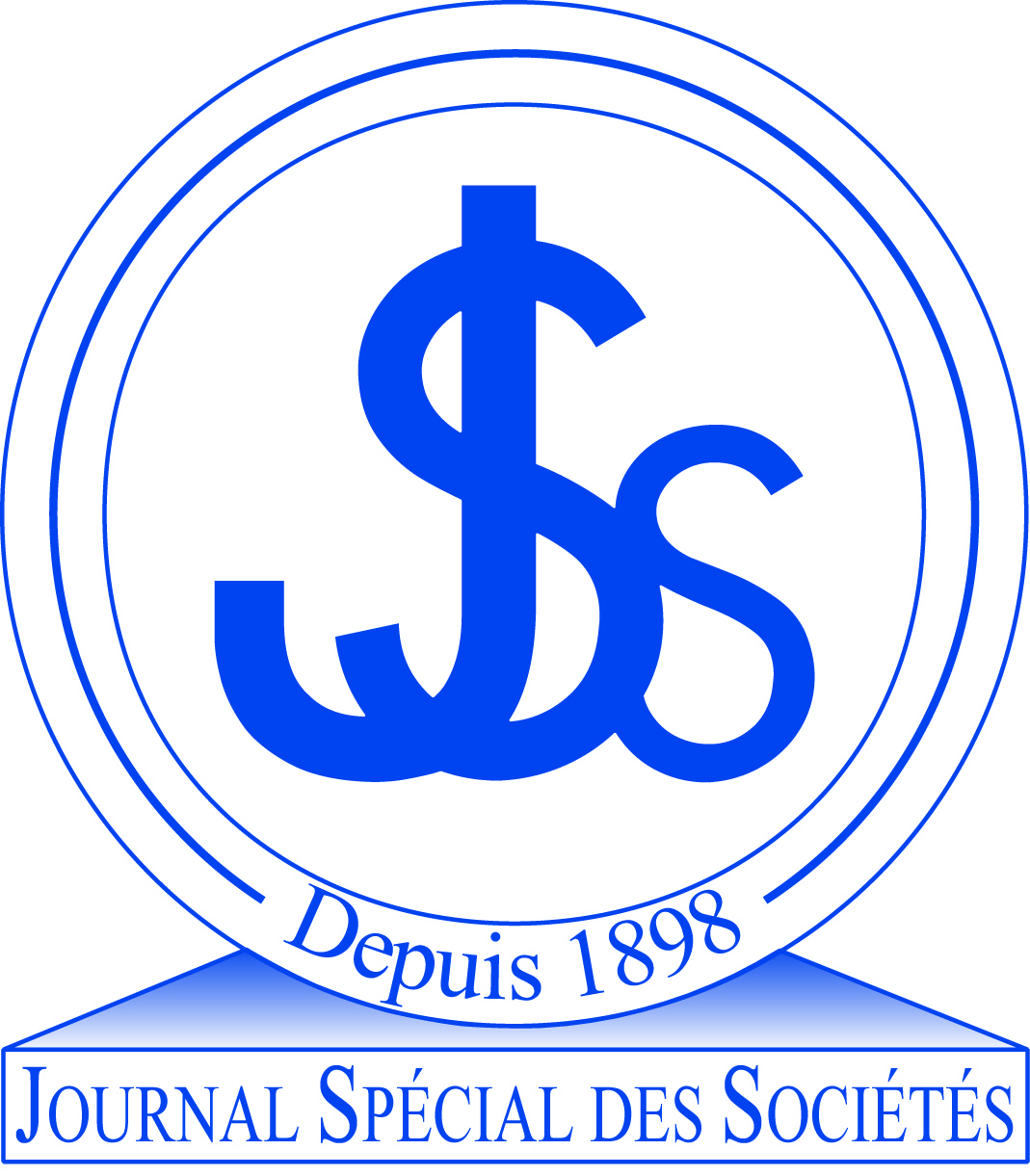 JSS -Journal Spécial des Sociétés
